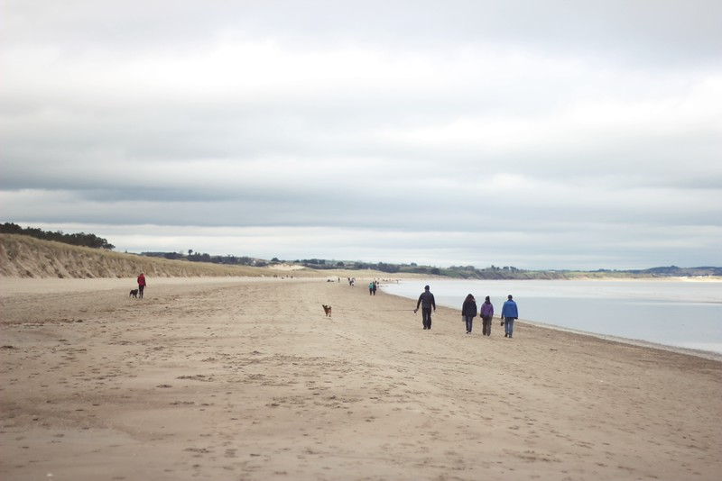 ballinesker  beach