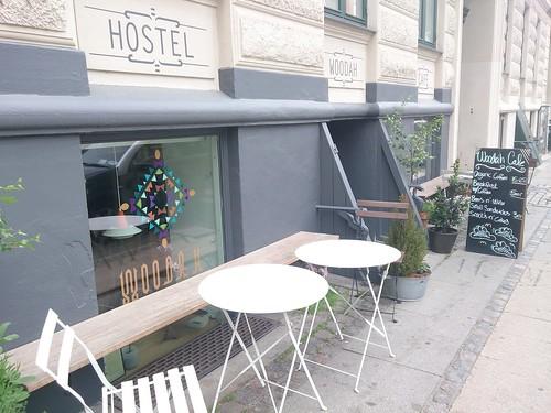 Dónde dormir y alojamiento en Copenhague (Dinamarca) - Woodah Hostel.