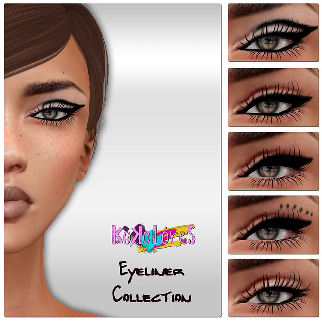 Eyeliner Collection