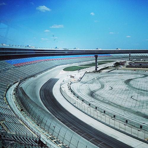 Dallas Speedway by @MySoDotCom