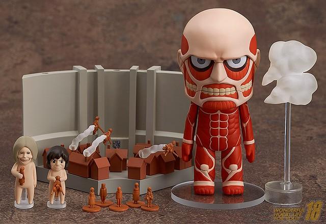Nendoroid Colossal Titan