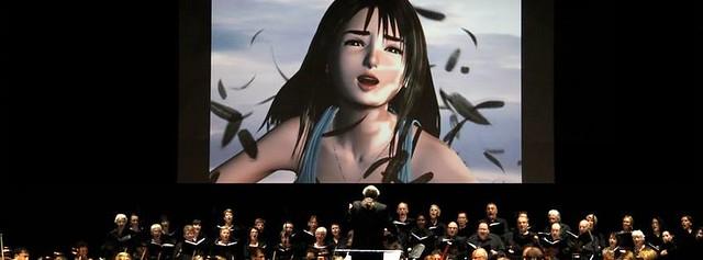 Final Fantasy Distant Worlds