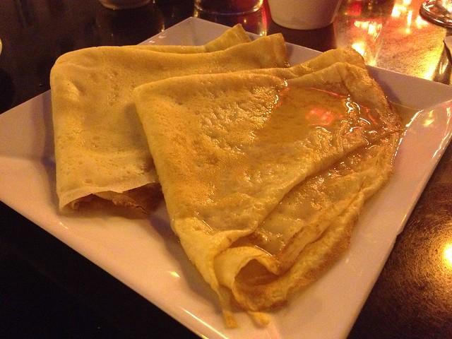 Crepes au Grand Marnier - Feria Cafe