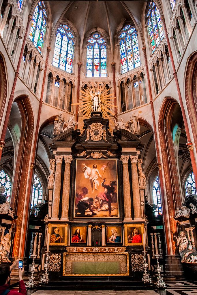 Church of St. Salvador, Bruges