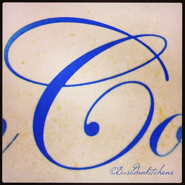 "Sep 2 - my name begins with ... ""C"" #fmsphotoaday #name"