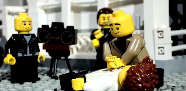 Lego coupure pub