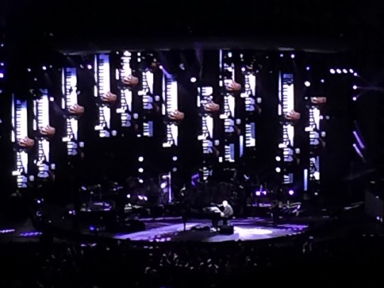 Billy Joel at the Hollywood Bowl
