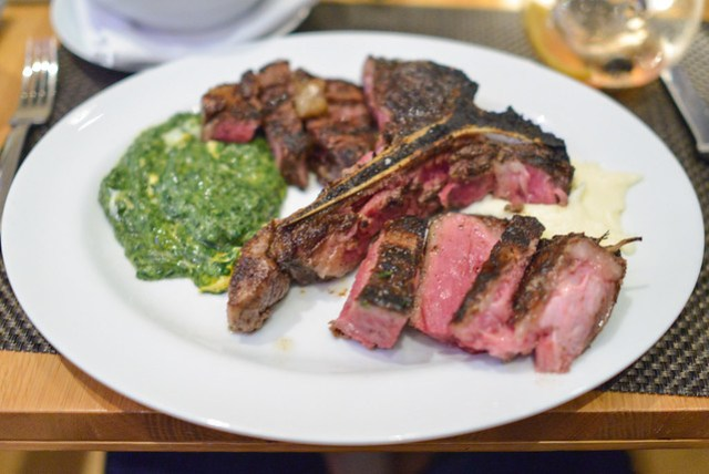 Porterhouse 34 Oz (For Two) American Wagyu Beef From Snake River Farms, Idaho