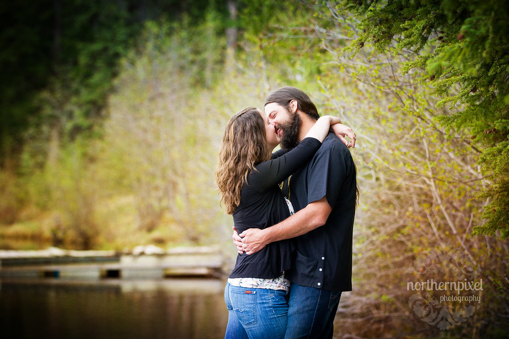 Prince George British Columbia Engagement Session Photographers