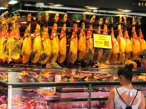 Barcelona, La Rambla St. Joseph Market