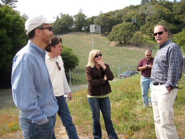 050208 Rhys Vineyards Tour and Tasting 029