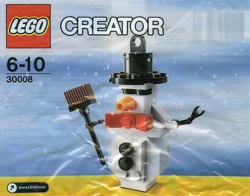 30008 Snowman