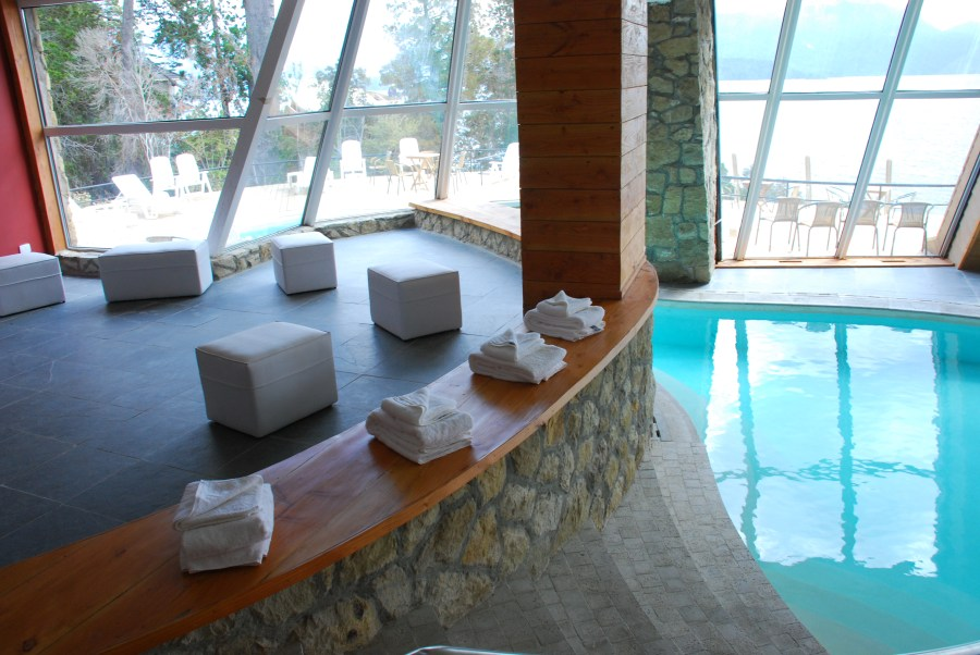 Pileta Hotel Sol Arrayán