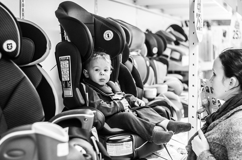 Carseat Shopping