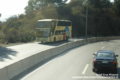 Romani - Vía Las Palmas - Modasa Zeus / Scania (DZZF44)