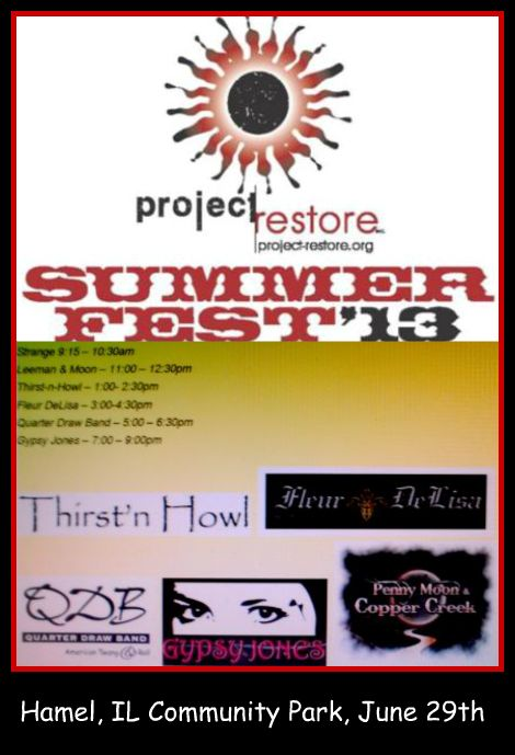Project Restore 6-29-13