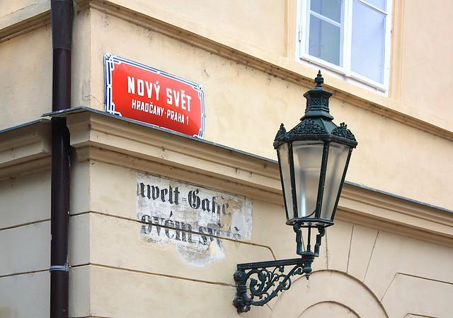 Novy Svet, Hradcany, Praha