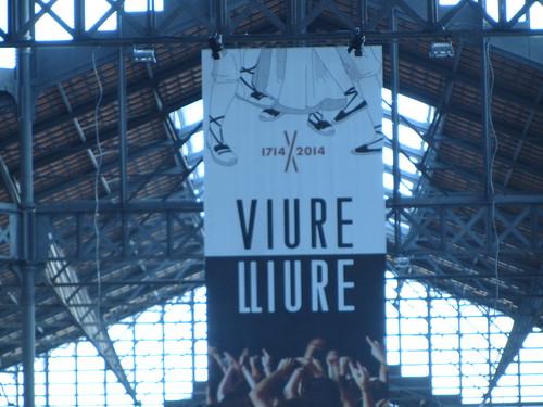 1714/2014 Viure LLiure/ Vivir Libre (Detalle) by debolsillo