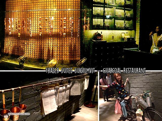 Fraser Suites Sukhumvit Charcoal Restaurant