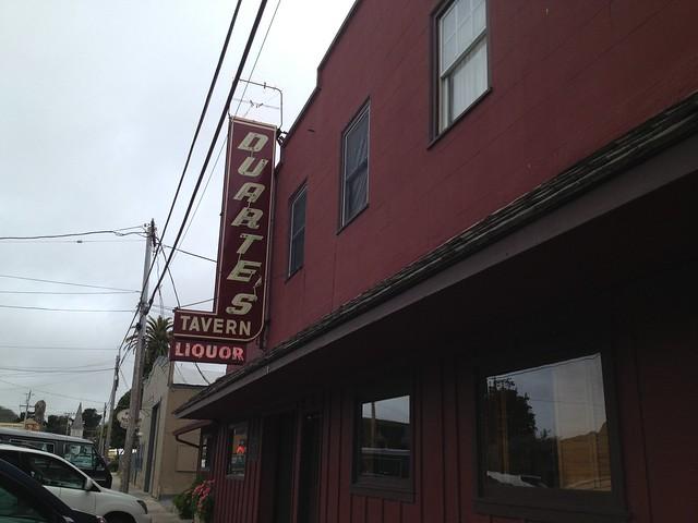Duarte's Tavern storefront