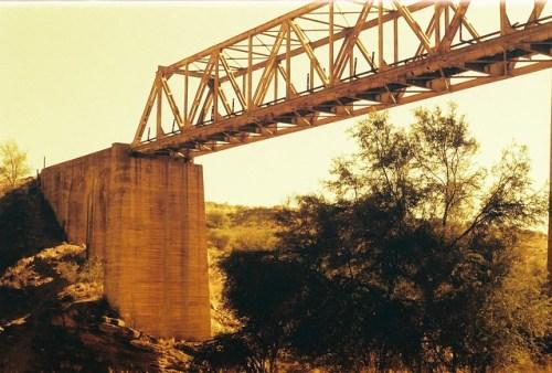 Raildroad Bridge