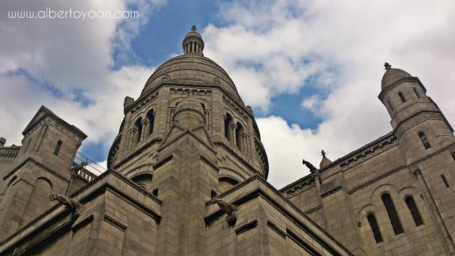 Sacré Cœur de Montmartre 11