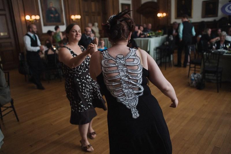Fabulous Ribcage Dress