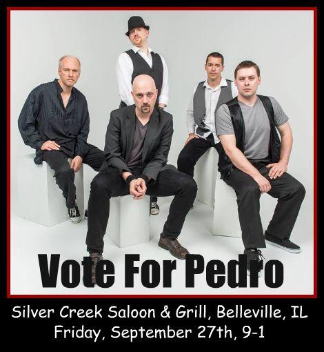 Vote For Pedro 9-27-13