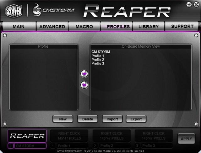 CM Storm Reaper - 22