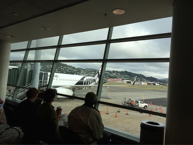 Wellington Air port