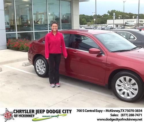 Dodge City McKinney Texas Customer Reviews and Testimonials-Autumn Martin by Dodge City McKinney Texas
