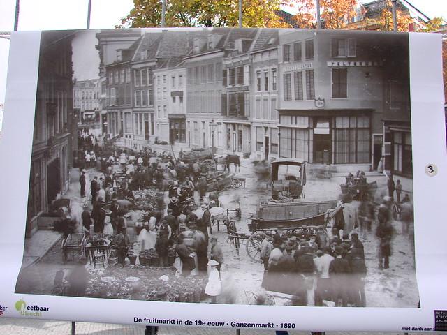 Ganzenmarkt Then