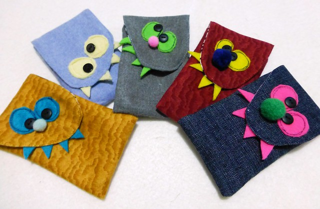 Craft Sale Crazy Critters Tissue Pouches