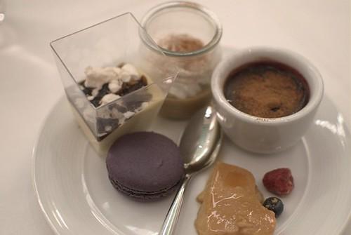 Desserts, round 1