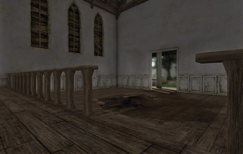 Church In Game