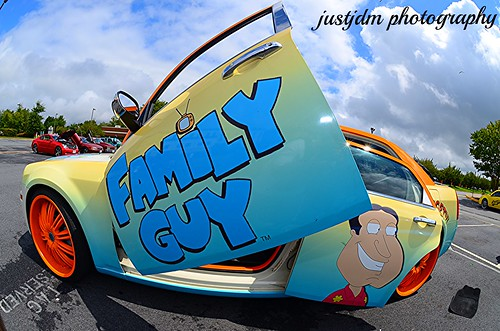kutting corners auto show family guy 300 (3)