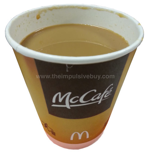 REVIEW: McDonald's McCafé Pumpkin Spice Latte - The ...