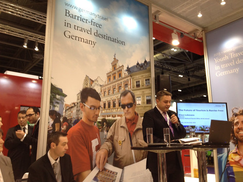 Presentation by Klaus Lohmann, Director of the German National Tourist Office UK & Ireland