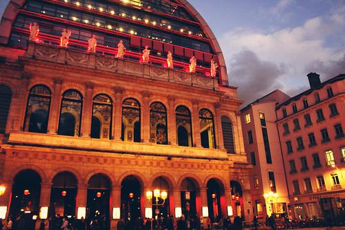 Lyon - L'Opéra