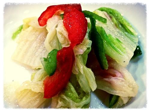 Корейский салатик