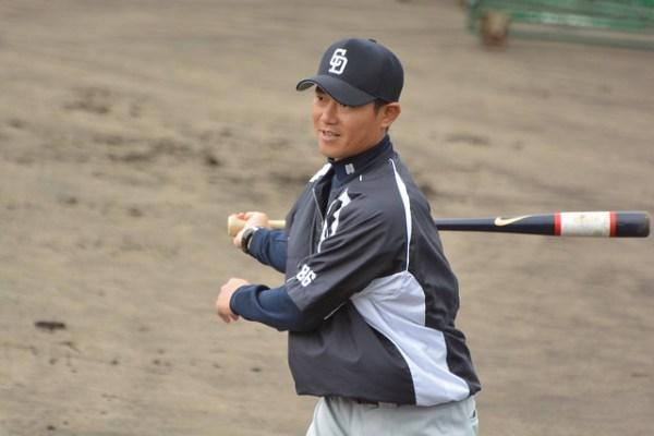 小笠原コーチ
