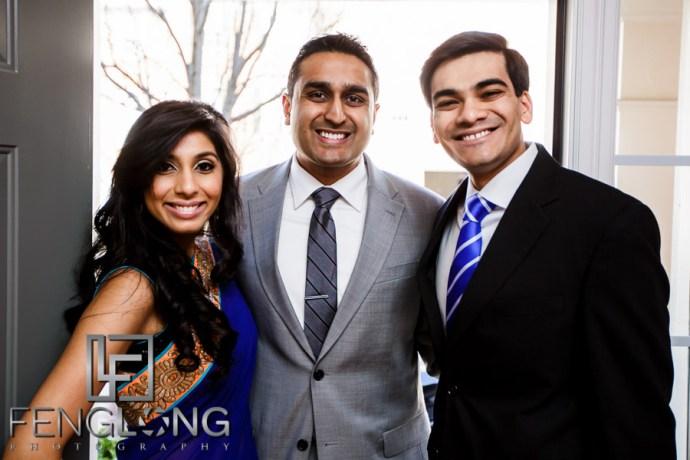 Shai & D's Nikkah & Reception | Gallery Events Atlanta | Hindu Ismaili Fusion Indian Wedding