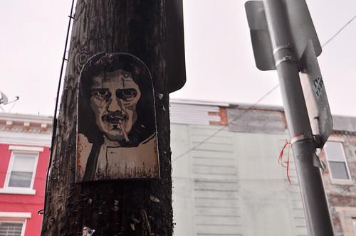 Spotted on 9th Street, Philadelphia
