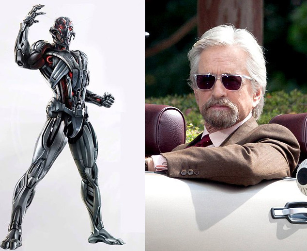 hank pym Ultron