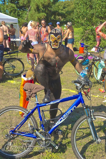 naturist 0009 Philly Naked Bike Ride, Philadelphia, PA USA