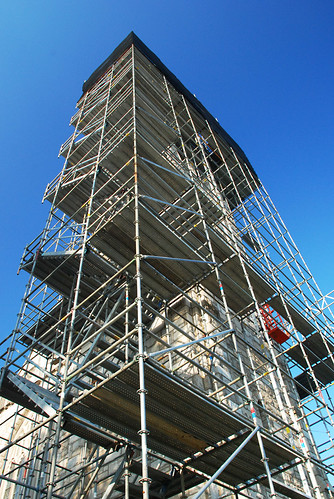 Non union, scaffold, scaffolding, rental, rentals, construction, historic buildings, inspection, art, design, sales, DE, MD, PA, NJ, (302) 650-0520, pinnacle scaffold, repointing, masonry