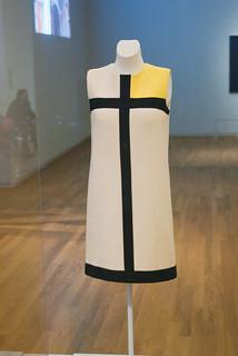 Mondriaan dress