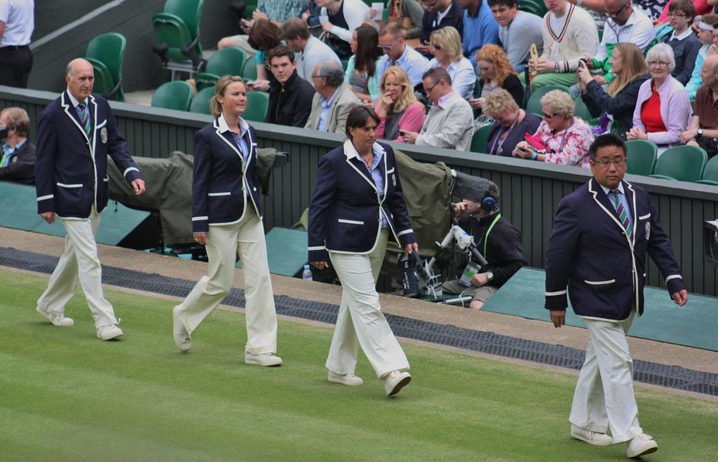Wimbledon Linesmen