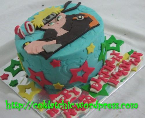 Cake Naruto