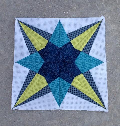 May Lucky Stars block